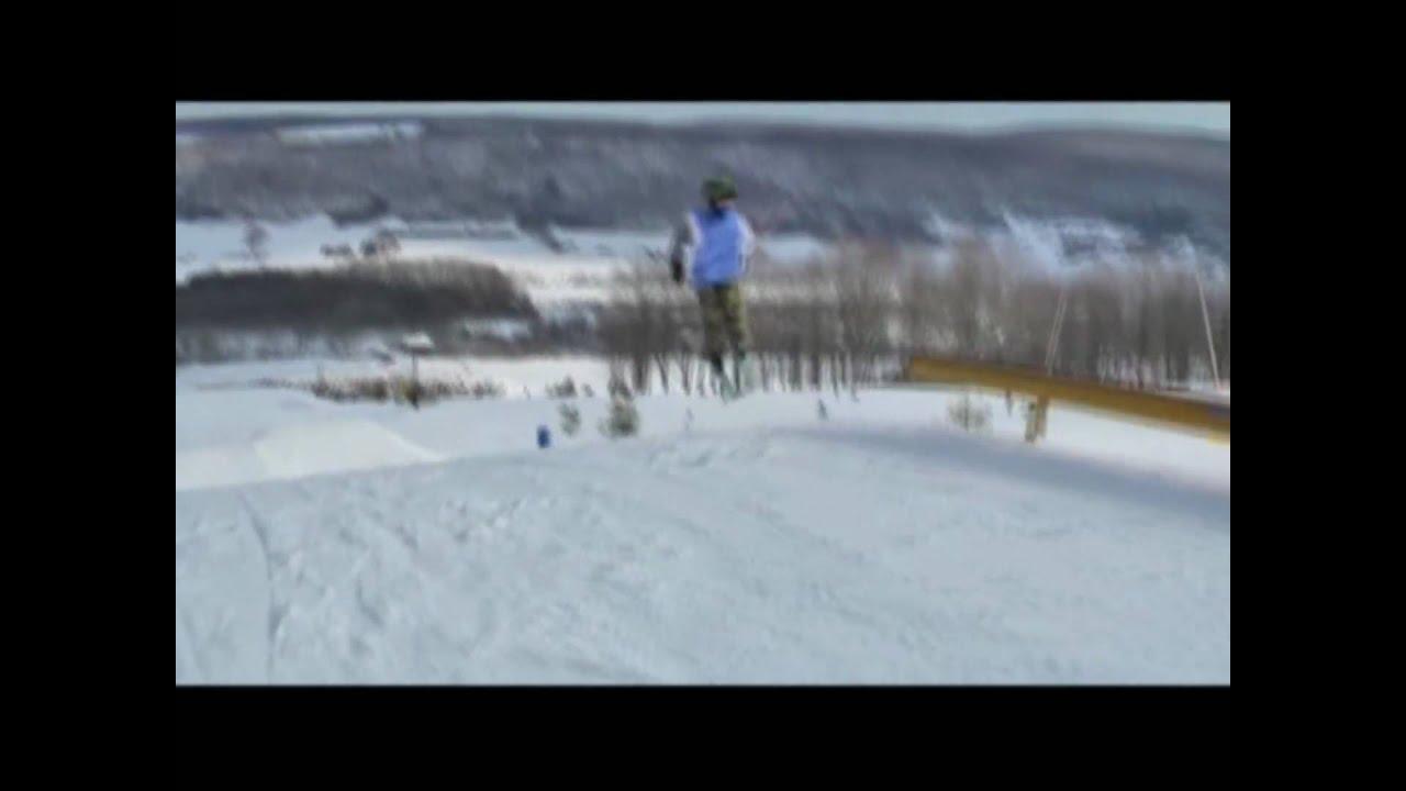 fbf2f4eb6ecc Brent Whipple Salomon Jib Academy Entry - YouTube
