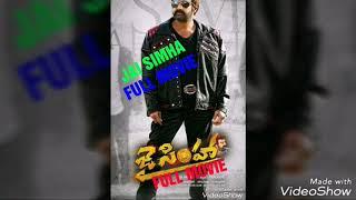 Jai Simha Full Movie Bala Krishnas Super Movie