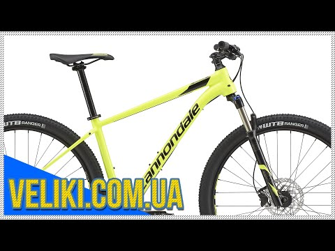 Обзор велосипеда Cannondale Trail 4 29 (2019)