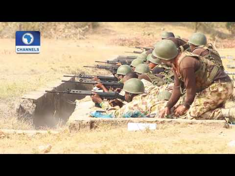 Special Report: Military Launches Operation Rescue Finale In Borno Pt.1