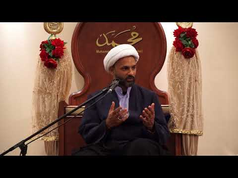 10 - Prophet Isa and Healing the Sick – Shaykh Mohamed Ali Ismail
