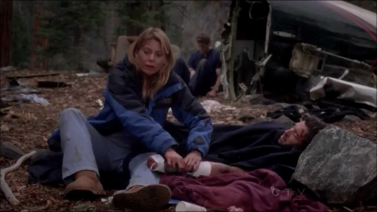 Greys Anatomy Season 8 Finale Mark Nearly Dies Youtube