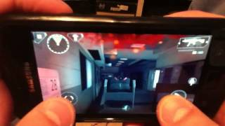 Modern Combat 4 Zero Hour gameplay samsung galaxy