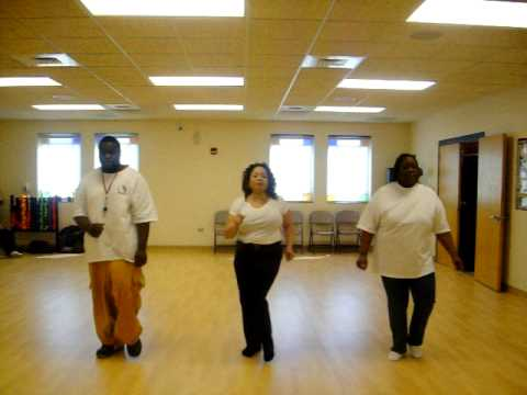 how to dance the electric slide step by step video