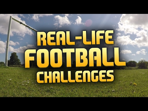 IRL Football Challenges #8 | w/ Perth Glory Academy Players