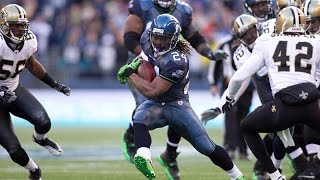 'Beast Quake' New Orleans Saints vs. Seattle Seahawks | 2010 NFC Wild Card Game Highlights