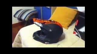 Unboxing e recensione casco Airoh terminator