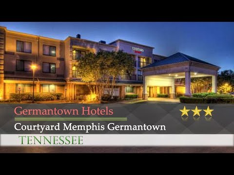 Courtyard Memphis Germantown - Germantown Hotels, Tennessee
