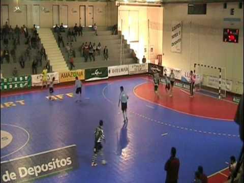 Futsal :: 19J :: Sporting - 8 x Nogueirense - 3 de 2007/2008