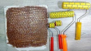 Как сделать декоративный валик для шпаклевки. Декор своими руками