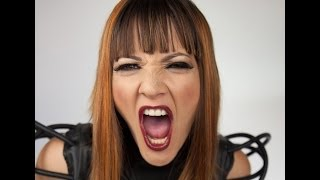 Shirlee Temper - Stick Your Tongue Out (Crazy behind the scenes)