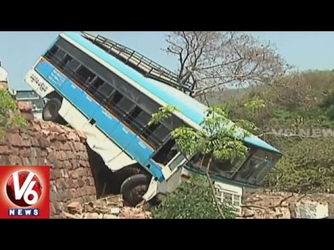Special Story On Tirumala Ghat Road Accidents | Tirupati | V6 News