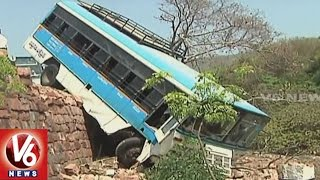 Special Story On Tirumala Ghat Road Accidents |...