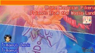 Yu-Gi-Oh: Ultimate Masters 2006 - White Magician Pikeru!