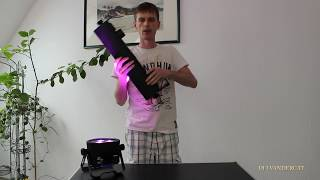 Gig Log #3, -Technik-, Bat Par.3 Infos, DJ I Vandercat,