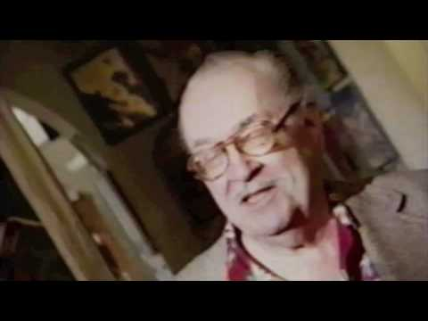 FORREST J. ACKERMAN-ANTI-GRAVITY ROOM-1997