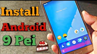 Android 9 Pie🍰] Install Any Android Device New Amazing Futures TECHNICAL WORLD Arif