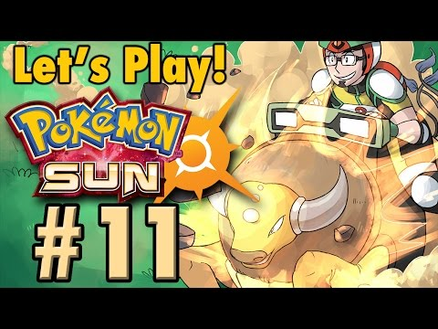 JWittz Plays Pokemon Sun Part 11 - One Last Ride