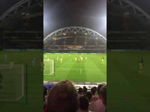 Aaron Mooy song against Rotherham