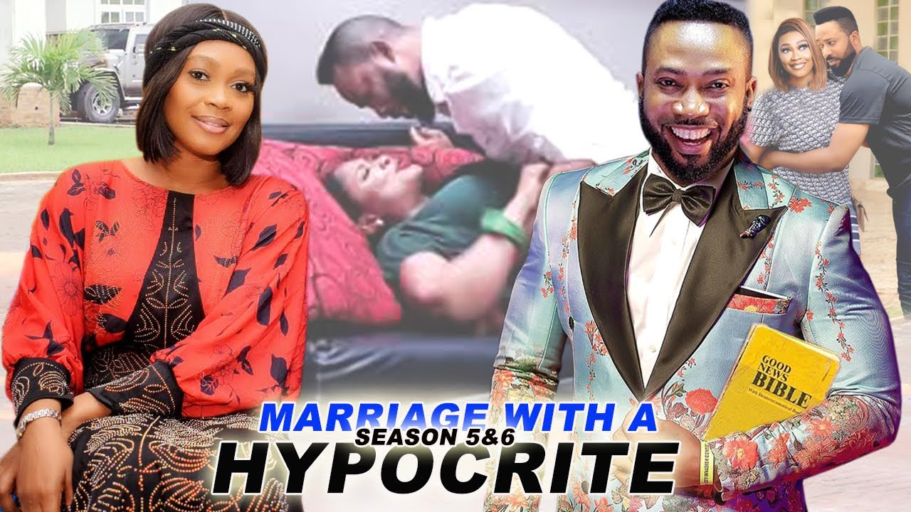 Download Frederick Leonard - MARRIAGE WITH A HYPOCRITE 5&6 2021 Latest Nigerian Movies   Full Nigerian Movies