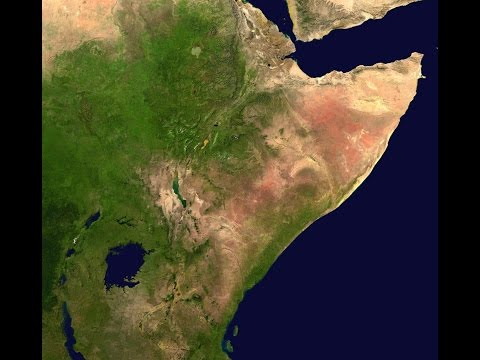 Easy Geography Countries of Horn of Africa