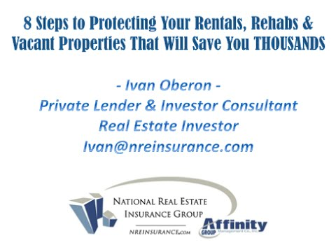 8 Steps to Protect Your Rentals Rehabs & Vacants That Will SAVE THOUSANDS