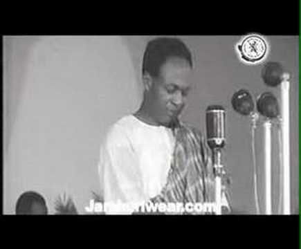 THE UNITED STATES OF AFRICA, Kwame Nkrumah Speaks!