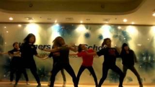 winners dance school girl's hiphop 2