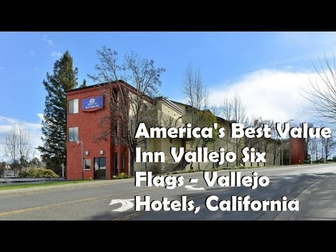 America's Best Value Inn Vallejo Six Flags - Vallejo Hotels, California