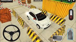 Advance Car Parking Game Level 1-2 | Android Games | Car Games