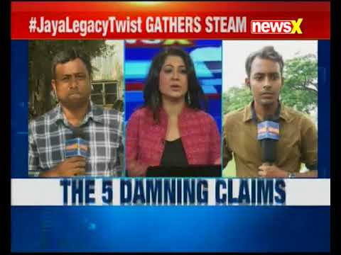 Jayalalithaa's cousin speaks exclusively to NewsX: Jaya did indeed have a daughter