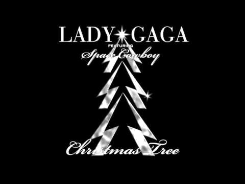 Lady Gaga Feat. Space Cowboy - Christmas Tree (Official Audio)