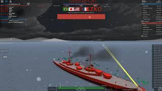 Roblox Naval 1918: General Kosciuszko Review!