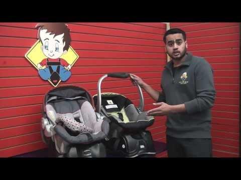 Baby Trend Car Seat Review - Ez Flex Loc