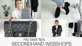 Secondhand webshop tips - ASOS Marketplace & Trendsales