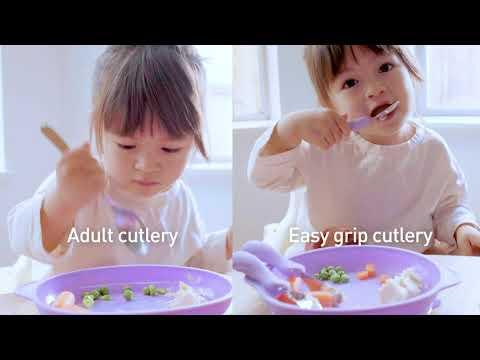 Easy-Grip Cutlery Set | Marcus & Marcus