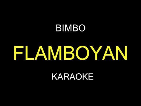 FLAMBOYAN - Bimbo (Karaoke/Lirik)