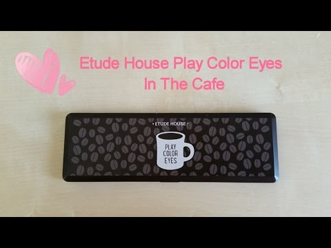 Play Color Eyes (In The Café)