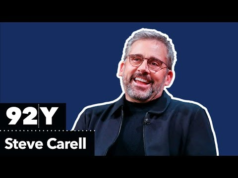 Steve Carell on Welcome to Marwen, Vice, and Beautiful Boy