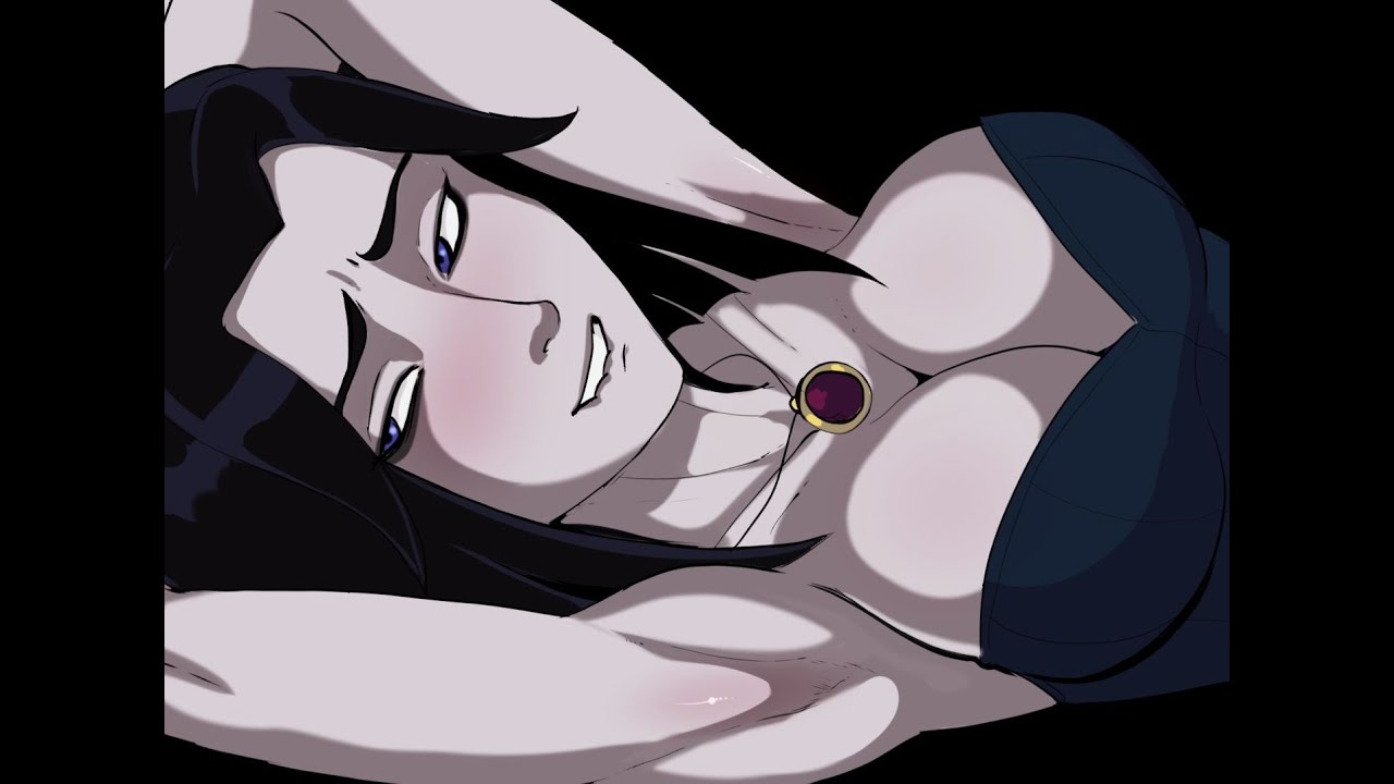 Teen Titans Raven Video 43