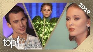 Fashion Show mit Zara Larsson & Christian Cowan: Wird der Druck zu viel? | GNTM 2019 | ProSieben
