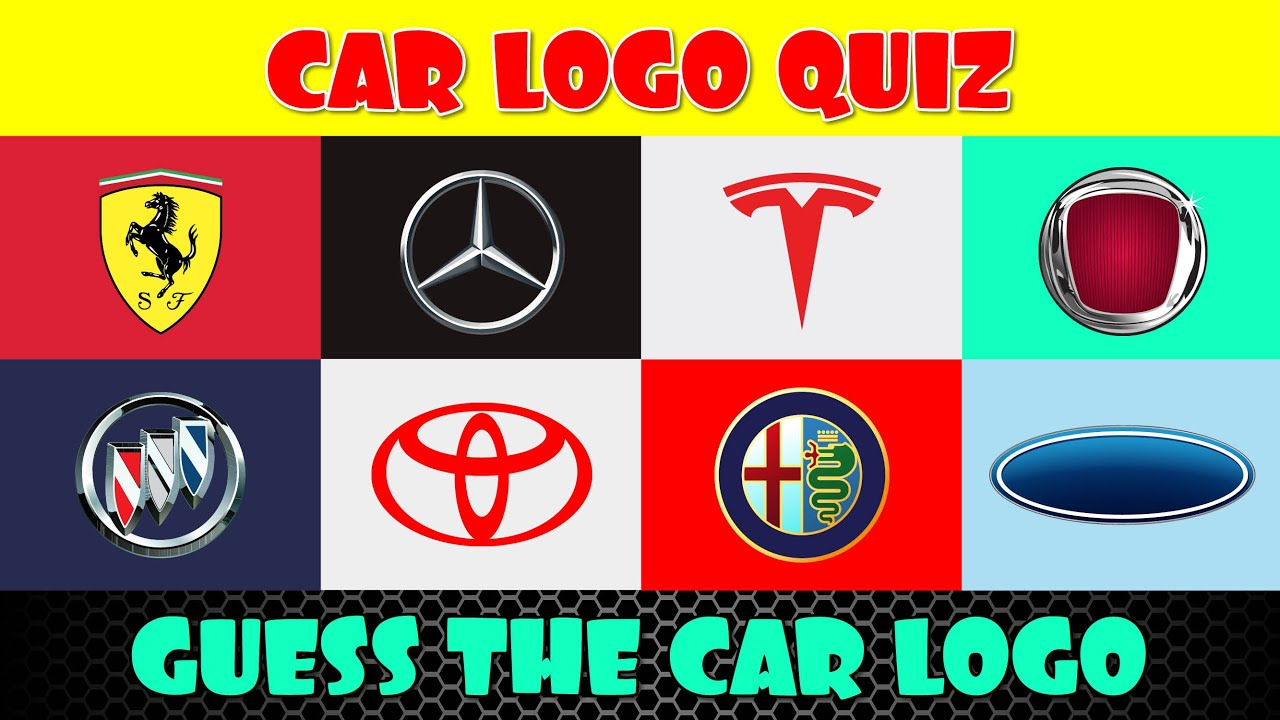 Quiz Level 1 Logos With Names Quiz