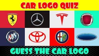 Car Logos Quiz | Guess the Logo | Car Logo Quiz | Logo Challenge