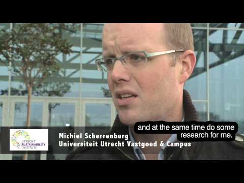 Sustainable Campus: Utrecht Science Park as a testbed for sustainable innovation