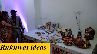 Rukhwat Items Simple and Easy Ideas | How to Make Rukhwat ?