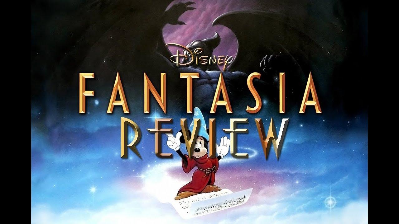 Fantasia (1940) Review - YouTube