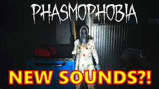Phasmophobia - Ghosts now CRY and LAUGH at you during hunts