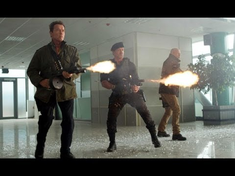 The Expendables 3 - Official T...
