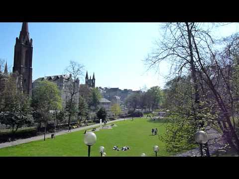 Union Terrace Gardens, Aberdeen - HD Version