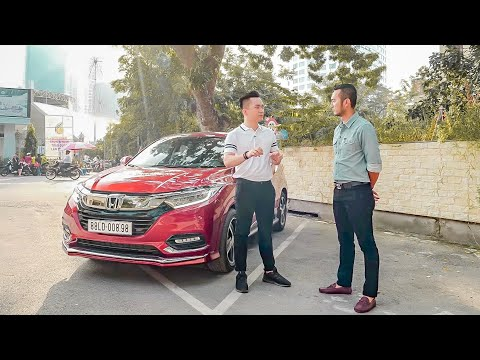 Hạnh Phúc khi cầm lái Honda HR-V ? Một người ngoại đạo ngành xe trải nghiệm xe